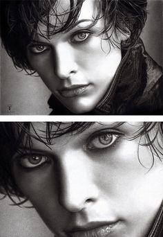 Realistic Pencil Drawings by Tuna Ferit | Inspiration Grid | Design Inspiration