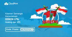 DISKON 17% Hosting / VPS Kode Diskon  MERDEKA71