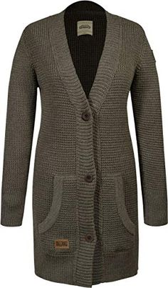 37db8144 Musterbrand World of Warcraft Women Knit Cardigan Passion Brown Review  Hooded Cardigan, Knit Cardigan,