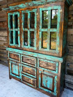 Nice San Antonio Rustic Hutch – Sofia's Rustic Furniture – a perfect piece for a ranch, log cabin, or any western home.  The post  San Antonio Rustic Hutch – Sofia's Rustic Furniture – a per .. #RusticLogFurnitureinspiration