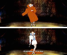 """And there's this woman, who is an icon in her own right. 