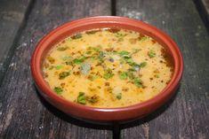 Zupa z brukwi i dyni ze świeżym majerankiem Cheeseburger Chowder, Food, Essen, Meals, Yemek, Eten