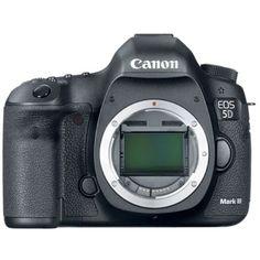 Acquista EOS 5D Mark III Body Reflex Canon - 5260B020 su Ollo store