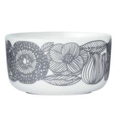 Kurjenpolvi bowl 5 dl by Marimekko.