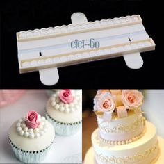 Pearls Bead Maker Fondant Cake Sugarcraft Cupcake Cutter Decorating Mould Mold | eBay