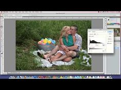 How to rescue too dark or underexposed images in Adobe Photoshop.