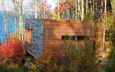 Weekend Cabin: Sunset Cabin, Lake Simcoe, Ontario, Canada