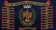 Bn The Royal Irish Fusiliers Military Units, Military History, British Uniforms, King And Country, Highlanders, Crests, British Army, History Facts, Drums