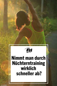 Training auf nüchternen Magen verlieren Gewicht 20