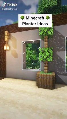 Cute Minecraft Houses, Minecraft Mansion, Minecraft House Tutorials, Minecraft House Designs, Minecraft Creations, Minecraft Crafts, Minecraft Jungle House, Video Minecraft, Minecraft Plans