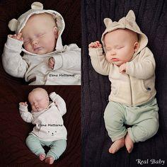 "Realborn® 3 Month Joseph Sleeping (23"" Reborn Doll Kit) - Bountiful Baby (DP Creations LLC) Small Baby Dolls, Baby Dolls For Sale, Realistic Baby Dolls, Newborn Baby Dolls, Reborn Toddler, Reborn Baby Girl, Baby Girl Dolls, Reborn Babies, Reborn Silicone"