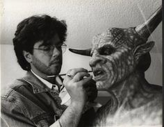 Steve Johnson - An Interview with the Mad Scientist, Iconoclast, Creature Effects Legend. | Stan Winston School of Character Arts