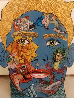 Bartley and Company Art - Sam MitchellSam MitchellSam Mitchell Sam Mitchell, Chuck Close, New Zealand Art, Nz Art, Year 9, Middle School Art, Arts Ed, Artist Painting, Artsy Fartsy