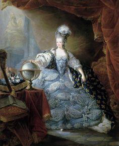 Louis Xvi, Roi Louis, Versailles, Marie Antoine, Austria, L'art Du Portrait, Portraits, Oil On Canvas, Canvas Prints