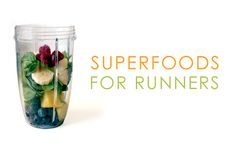 When you engage in endurance activities such as long distance running, your body takes quite a beating. To recover quicker and perform better on your next run we'd like to turn our attention to the nutritional prowess of that category of food we know as superfoods.