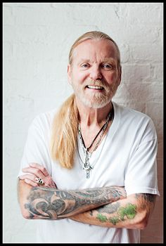 Gregg Allman is Back and Better Than Ever. In the interview, Allman talks juicing, his current music projects, and his dogs. Photo by Danny Clinch. | Garden and Gun