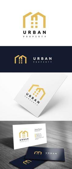 property urban logo moreUrban Property Logo More 858991328911676883 Property Branding, Property Logo, Property Design, Business Logo, Business Card Design, Logo Construction, Logos Online, Maintenance Logo, Interior Logo