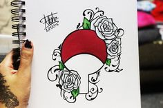 Naruto - Tattoo design by AlishaArt.deviantart.com on @DeviantArt