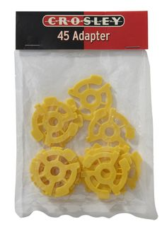 45s record player adapters