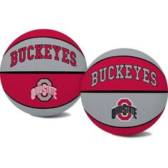 Rawlings Ohio State Buckeyes Alley Oop Youth-Sized Basketball, Team