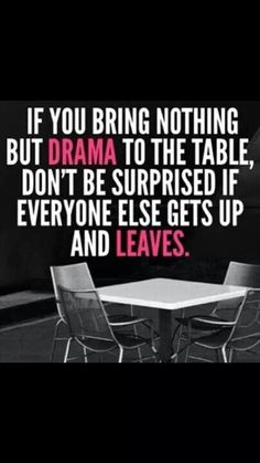 178 best Join the NO DRAMA ZONE! images on Pinterest