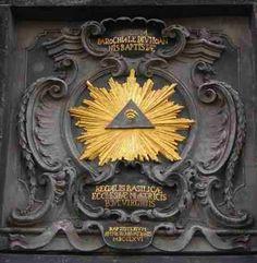❥ Illuminati occult symbol