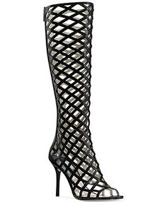 MICHAEL Michael Kors Larissa Boots. I need these in my life!