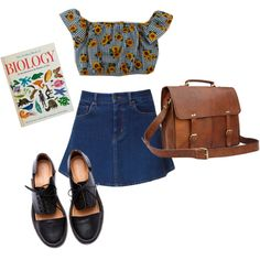 """""""American girl"""" by hcg-xxx on Polyvore"""