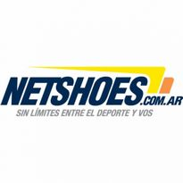 Netshoes Logo. Get this logo in Vector format from https://logovectors.net/netshoes-2/