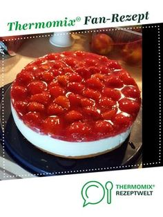 Joghurt-Zitronentorte von Küchenhexe305. Ein Thermomix ® Rezept aus der Kategorie Backen süß auf www.rezeptwelt.de, der Thermomix ® Community.