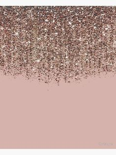 'Blush Pink Rose Gold Bronze Cascading Glitter' Canvas Print by Christyne Lienzo «Blush Pink Rose Gold Bronze Cascading Glitter Blush Pink Wallpaper, Glitter Wallpaper Iphone, Rose Gold Wallpaper, Sparkle Wallpaper, Wallpaper Desktop, Pink Glitter Background, Gold Wallpaper Background, 4k Background, New Years Background