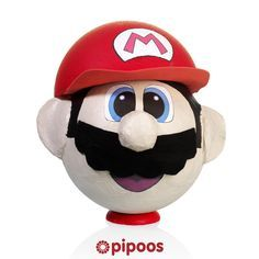 Sinterklaas surprise voor 5 december. Super Mario, leuk voor grote en kleine jongens!