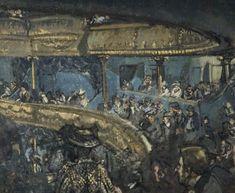 The Eldorado, Paris Walter Richard Sickert (1860–1942)