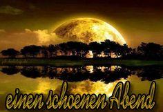 einen schönen Abend