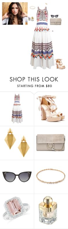 """Untitled #3342"" by gracewirth101 ❤ liked on Polyvore featuring Temperley London, Nasty Gal, Stephanie Kantis, Chloé, Fendi, Suzanne Kalan, Shanghai Tang and Urban Decay"