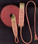 Tablet Weaving | Sazigyo from Burma | Linda Hendrickson