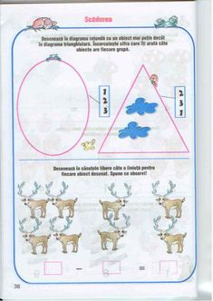 Carte Educativa Pentru Prescolari Activitati Matematice 5 7 Ani Map, Activities, Iris, Food, Maps, Meals, Bearded Iris