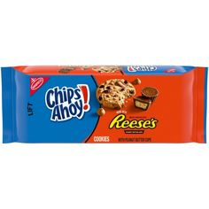 Peanut Butter Cup Cookies, Crispy Cookies, Reeses Peanut Butter, Peanut Butter Chips, Chips Ahoy Chewy, Reese's Pieces Cookies, Honey Maid Graham Crackers, Affordable Clothes, Crowd