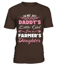Farmers Daughter farmer farmers wife  #gift #idea #shirt #image #funny #job #new #best #top #hot #engineer