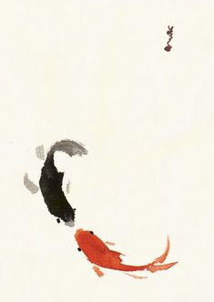 Koi vs Koi by blackcat on DeviantArt painting subjects popular painting subjects painting subjects subjects subjects for beginners subjects from china subjects ideas subjects that sell subjects used by china painting subjects Japanese Artwork, Japanese Painting, Chinese Painting, Chinese Art, Koi Fish Drawing, Fish Drawings, Art Drawings, Koi Art, Fish Art
