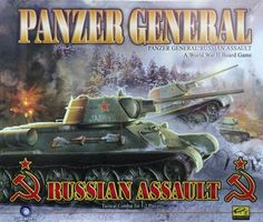 Panzer General - Russian Assault expansion: Nothings quiet on the Eastern Front.