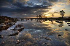 Rannoch Moor - Scotland, wild and beautiful