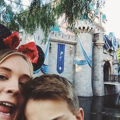 posting this bc 1) I miss disneyland 2) I miss the lil goober next to me 3) until March 14th for every picture you post with the hashtag #shareyourears Disneyland will donate $5 to @makeawishamerica by stephanieblackham