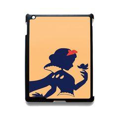 Snow White Art TATUM-9787 Apple Phonecase Cover For Ipad 2/3/4, Ipad Mini 2/3/4, Ipad Air, Ipad Air 2