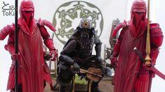 Bildergebnis für diorama samurai star wars vader