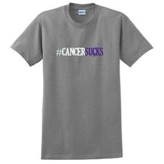 Cancer Sucks Tshirt