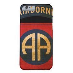 82nd Airborne Division iPhone 6 case
