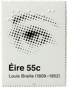 Louis Braille, Ireland
