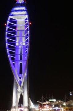 Spinnaker Tower - Portsmouth.. Portsmouth, Lava Lamp, Tower, Table Lamp, England, Rook, Table Lamps, Computer Case, English