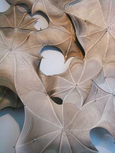 Probotics / by Jose Sanchez Parametric Architecture, Parametric Design, Organic Architecture, Architecture Design, Parametrisches Design, Interior Design, Digital Fabrication, 3d Prints, Organic Shapes